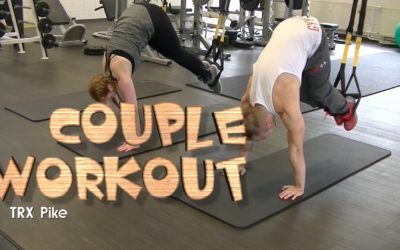 Couple Workout – Mein erstes Youtube-Video