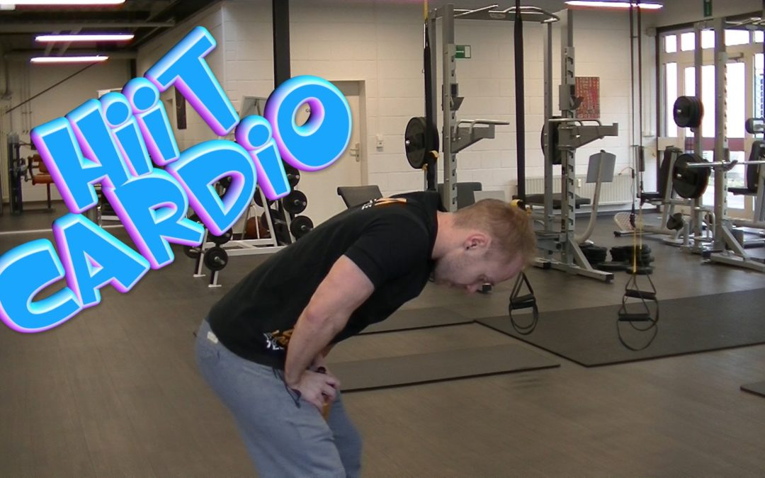 HIIT Cardio Workout #1 by z-fitness